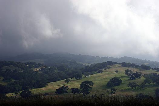 Balanced Art - Buellton hill