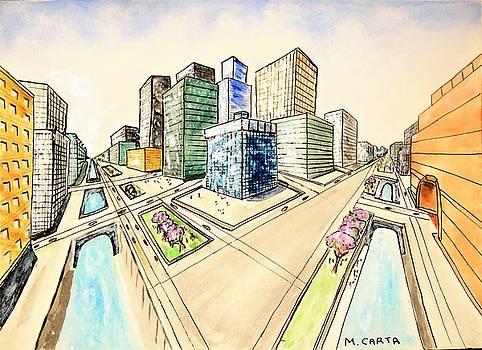 Buenos Aires  by Mario Carta