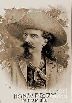 Gary Wonning - Buffalo Bill Cody