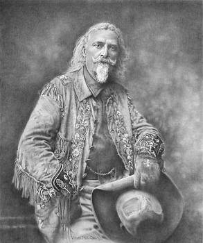 Buffalo Bill by Steven Paul Carlson