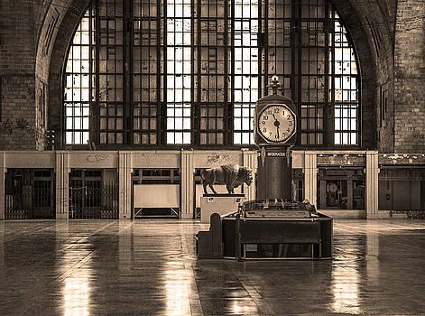 Buffalo Central Terminal by Jim Markiewicz