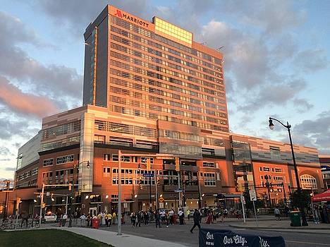 Buffalo HarborCenter by Mark Weber