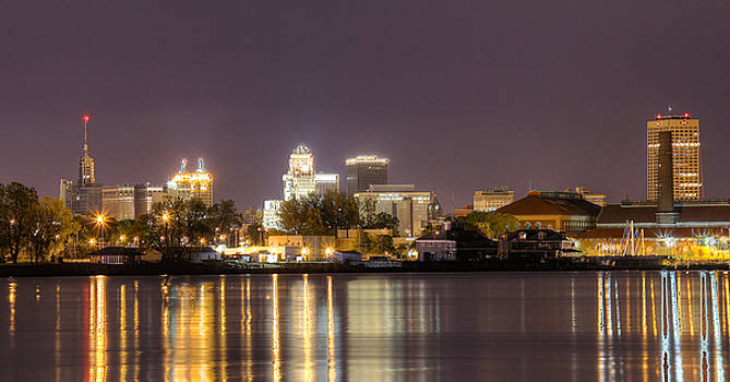 Buffalo HDR by Gary Campbell