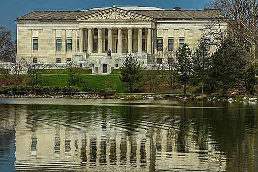 Buffalo Historical Society and Library by Don Nieman