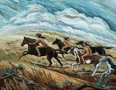 Buffalo Hump by Paula Blasius McHugh