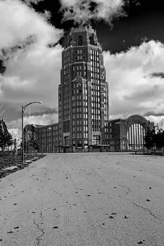 Buffalo NY Central Station by Jim Markiewicz