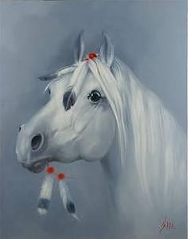 Buffalo Pony by Gordon Sage