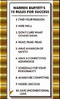 Buffett Rules for Success by Mario Carini