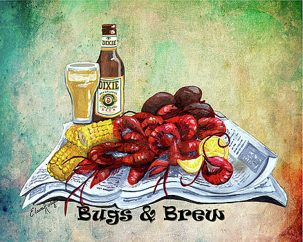 Bugs and Brew 2 by Elaine Hodges