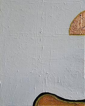 Untitled  Oil on canvas 16x 20 2016 by Radoslaw Zipper