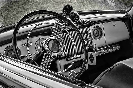 Buick Dash by Victor Montgomery