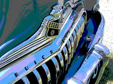 Buick Eight by Audrey Venute