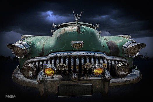 Buick Eight by Keith Hawley