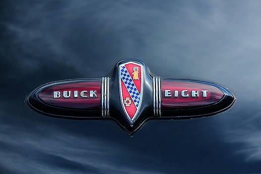 Rosanne Jordan - Buick Eight Logo
