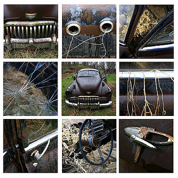Buick Eight Montage by David Watkins Jr
