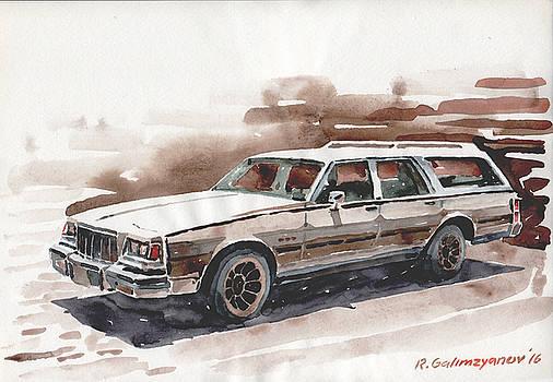 Buick Electra by Rimzil Galimzyanov