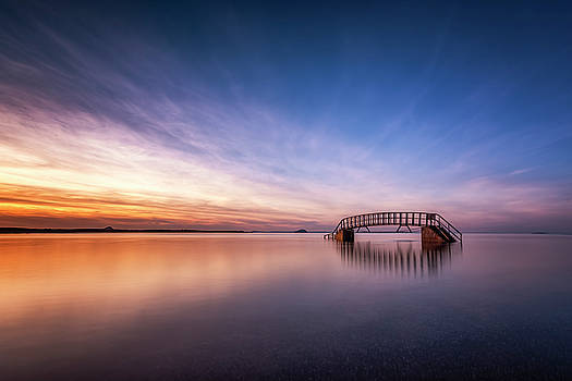 Build the Bridge with Love by Scott Masterton