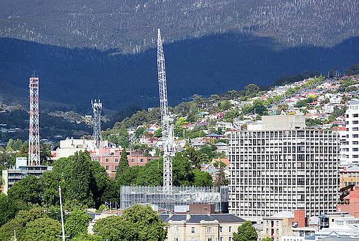 Ramunas Bruzas - Building Hobart