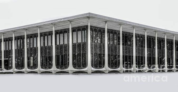 Building in Marion Ohio by Brian Mollenkopf