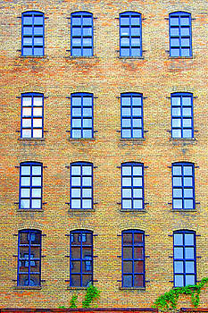 David Ralph Johnson - Building Windows