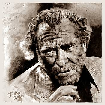Bukowski  by Richard Tito