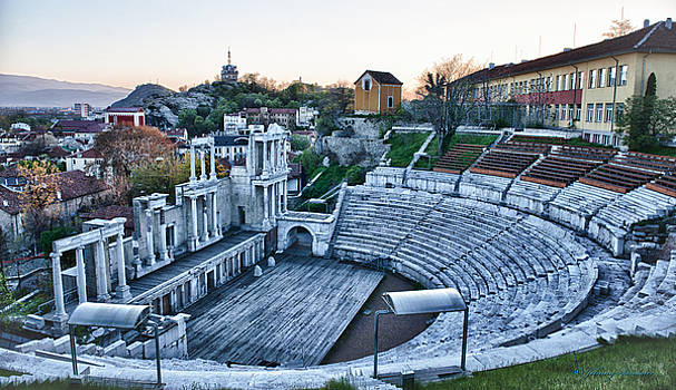 Bulgaria theater by Johnny Sandaire