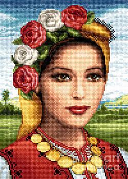 Bulgarian Beauty by Stoyanka Ivanova