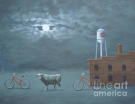 Bull Moon Ride by Phyllis Andrews