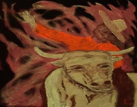 Bull Rider by Will Logan