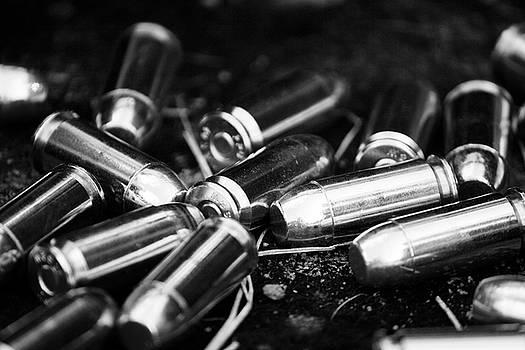Bullet Pile by Fedil