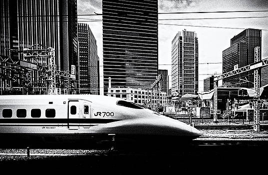Bullet Train by David Harding