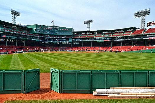 Bullpen Views by SoxyGal Photography