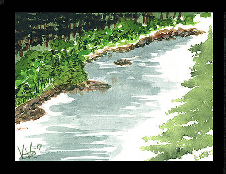 Bullriver Run by Victor Vosen