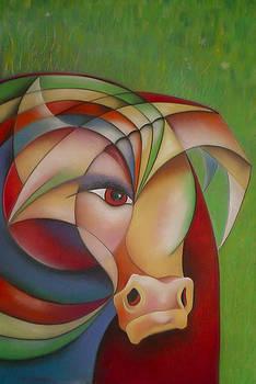 BullsEye by Tracey Levine