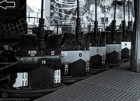 Bumper Cars by Beverly Cash