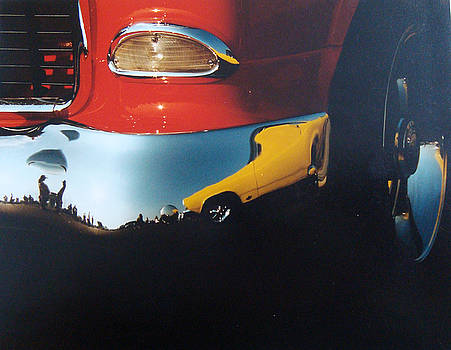 Bumper to bumper 2 by Danielle Bedard