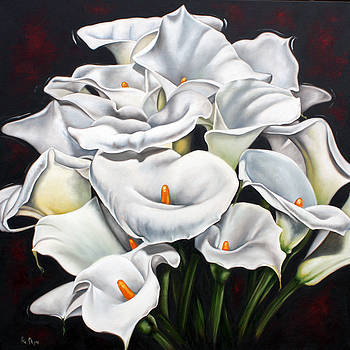 Ilse Kleyn - Bunch of Lilies