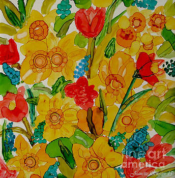 Bundle of Spring by Jeanette Skeem