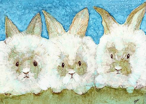 Bunnies by Joy Dorr