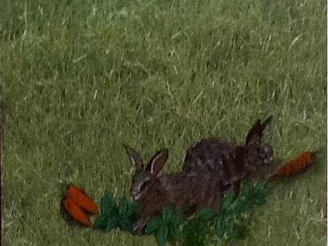 Bunny  Buddies by Catherine Swerediuk