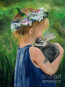 Bunny Love by Frankie Picasso