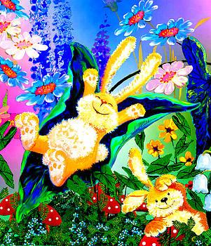 Hanne Lore Koehler - Bunny Slide