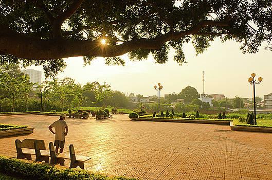 Buon Ma Thuot City park by Tran Minh Quan