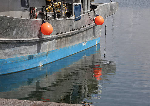 Art Block Collections - Buoy Reflections