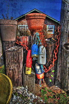 Thom Zehrfeld - Buoys Chains And Pots