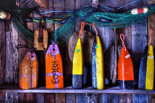 Buoys For Sale  by Tim Ford