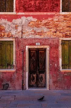 Burano Entrance by Andrew Soundarajan