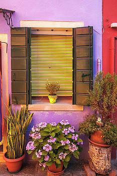 Burano Window Display by Andrew Soundarajan