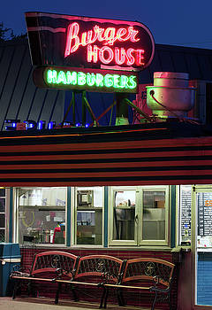 Burger House Hillcrest by Rospotte Photography