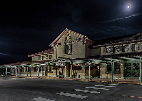Susan Rissi Tregoning - Burlington Train Depot